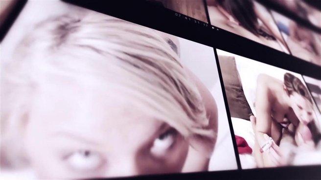 Блондинка с красивыми сиськами отсасывает парню в видео от первого лица prew 10