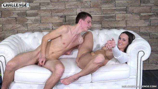 Пара пришла на порно кастинг, чтобы показать свою страсть и сексуальный опыт prew 6