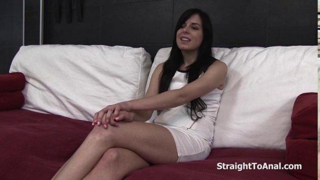 Пьяная девка на собеседовании занялась грубым анальным сексом prew 2