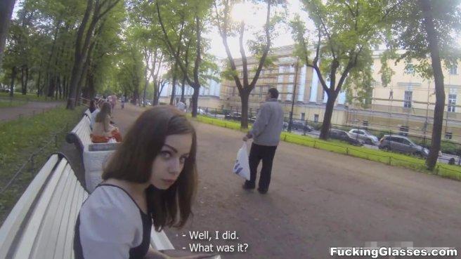 Студентка на кастинге получила роль после бурного проеба пизденки prew 1